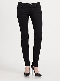Saint Laurent - Super Skinny Jeans