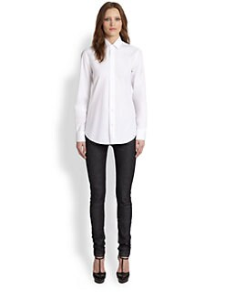 Saint Laurent - Basic Poplin Shirt