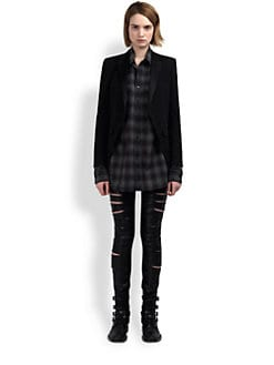 Saint Laurent - Tuxedo Blazer