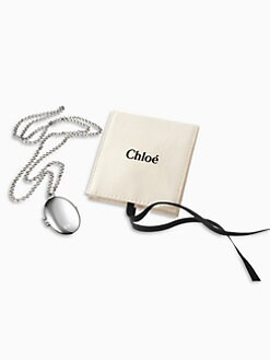 Chloe - Chloé Solid Perfume Necklace