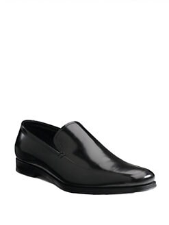 Prada - Slip-On Loafers