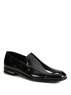 Prada - Venetian Dress Slip-On Loafers