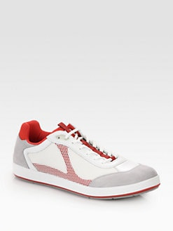 Prada - Rete Sailing Sneakers