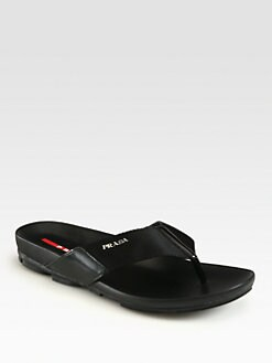 Prada - Thong Sandals
