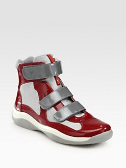 Prada - High-Top Sport Sneakers