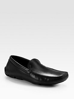 Prada - Leather Loafer