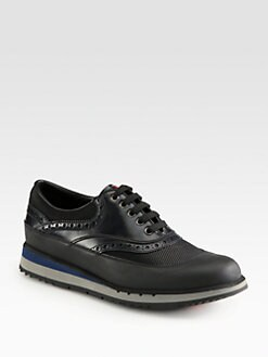 Prada - Leather Sneaker