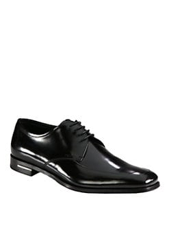 Prada - Leather Oxfords
