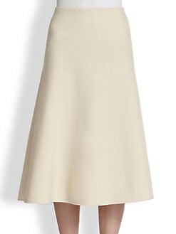 The Row - Lynn Wool Skirt