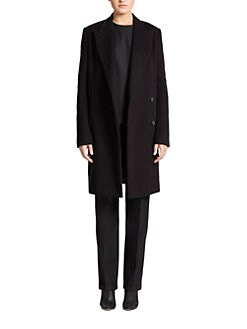 The Row - Double Face Fessing Coat