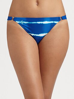 Ralph Lauren Blue Label - Colorfield Stripe Bikini Bottom