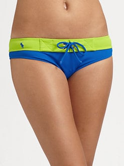 Ralph Lauren Blue Label - Classic Pony Bikini Bottom