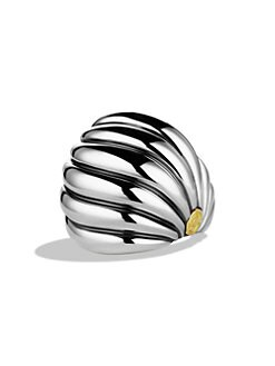 David Yurman - Sculpted Cable Ring