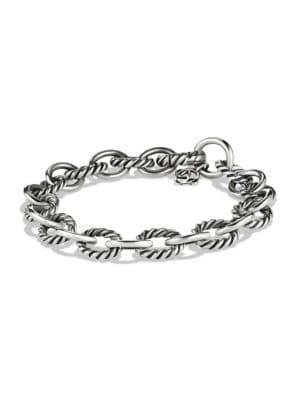 Medium Oval Link Bracelet