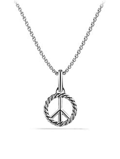 David Yurman - Sterling Silver Peace Enhancer
