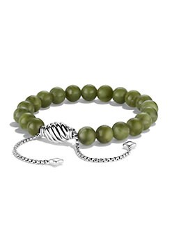 David Yurman - Serpentine Beaded Bracelet