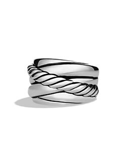David Yurman - Sterling Silver Ring