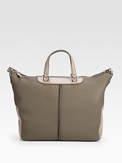 Tod's - Colorblock Shopper