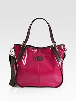 Tod's - New G Sacca Piccolo Coated Canvas Tote