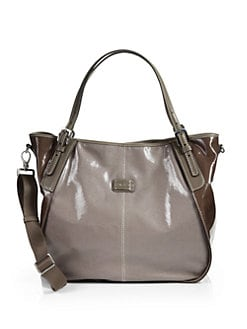 Tod's - New G Sacca Media Coated Canvas Satchel