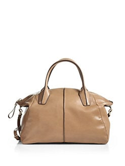 Tod's - New D-Styling Manici Medium Satchel
