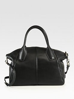 Tod's - D-Styling Manici Zip Satchel