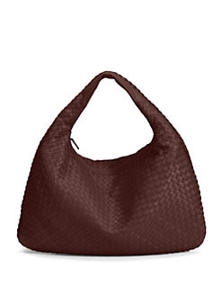 Bottega Veneta - Large Woven Hobo