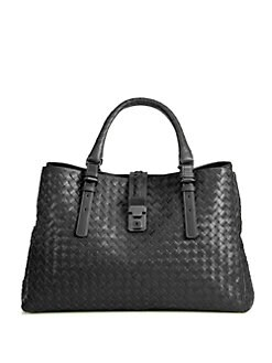 Bottega Veneta - Woven Leather Tote