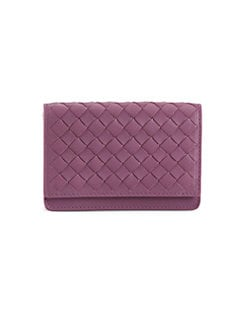 Bottega Veneta - Foldover Card Case