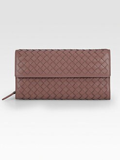 Bottega Veneta - Foldover Wallet