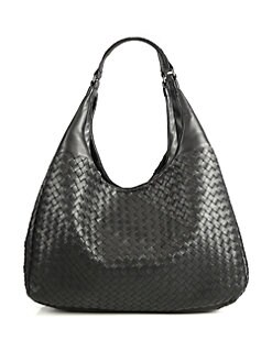 Bottega Veneta - Large Campana Hobo Bag