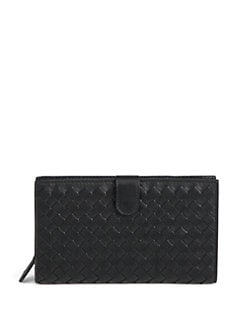 Bottega Veneta - Tab Continental Wallet