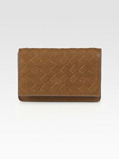 Bottega Veneta - Woven Card Case