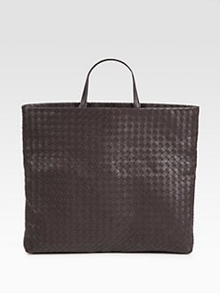 Bottega Veneta - Large Messenger Bag