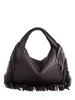 Bottega Veneta - Intrecciato Large Woven Hobo