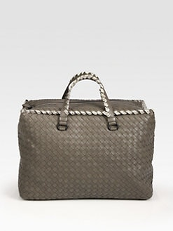 Bottega Veneta - Medium Top-Handle Box Bag