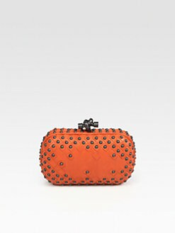 Bottega Veneta - Mini Knot Clutch