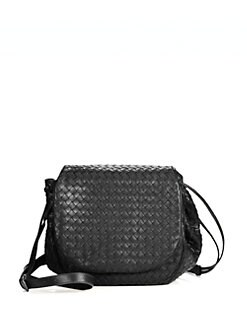 Bottega Veneta - Flap Messenger Bag