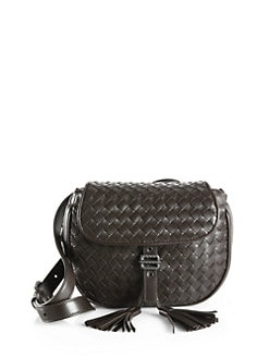 Bottega Veneta - Small Woven Belt Bag
