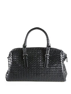 Bottega Veneta - Intrecciato Medium Top Handle Bag
