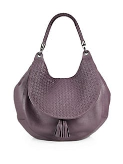 Bottega Veneta - Woven Leather Shoulder Bag