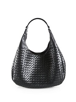 Bottega Veneta - Medium Campana Hobo