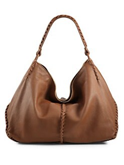 Bottega Veneta - Cervo Large Shoulder Bag