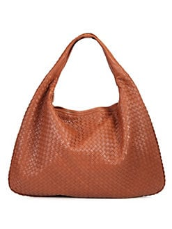 Bottega Veneta - Maxi Veneta Hobo