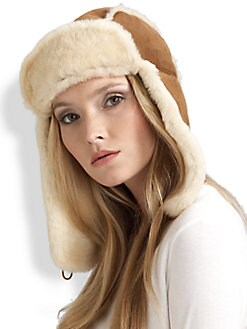 UGG Australia - Bailey Aviator Hat
