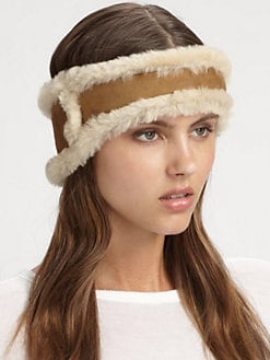UGG Australia - Shearling Headband