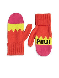 Kate Spade New York - Big Apple Pow Pow Mittens