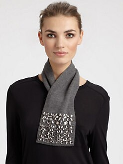Kate Spade New York - Kaleidoball Wool Scarf
