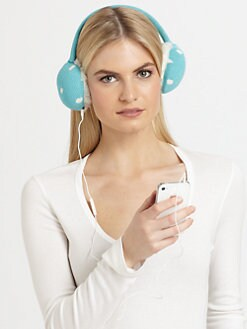 Kate Spade New York - Mod Spot Tech Ear Muffs