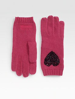 Moschino Cheap And Chic - Heart Gypsy Glove